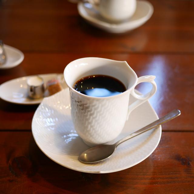 カフェマルゴのコーヒー