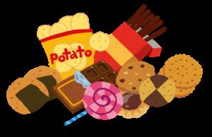 お菓子イラスト