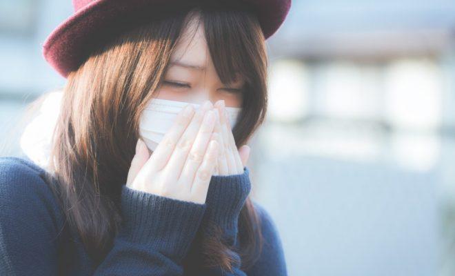 咳が止まらない
